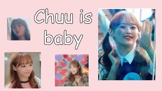 Adorable Chuu moments that brought me back from the dead