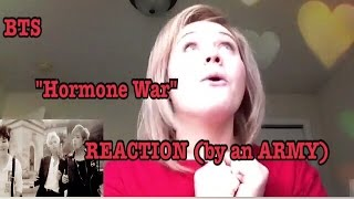 "BTS (방탄 소년단) ""Hormone War"" - REACTION (ARMY)"