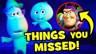 67 Easter Eggs You Missed In Pixar's SOUL!