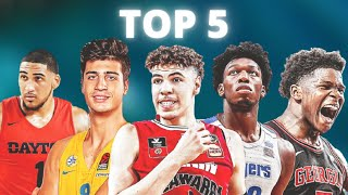 NBA draft 2020 top 5 prospects with Jay Bilas