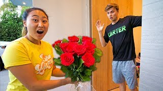 I ASKED CARTER SHARER TO BE MY BOYFRIEND!! (GONE WRONG)