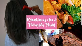 VLOG: LUNCH DATE WITH HILLARY, MY GADRENING PROCESS AND More....