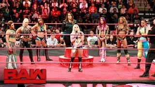 Alexa Bliss' Raw Women's Championship Coronation: Raw, May 1, 2017
