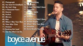 Acoustic 2019 | The Best Acoustic Covers of Popular Songs 2019 (Boyce Avenue)