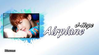 J-Hope (BTS) - Airplane | Sub (Han - Rom - English) Lyrics