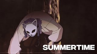 DEMON SLAYER - SUMMERTIME [AMV]
