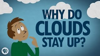 Why Do Clouds Stay Up?