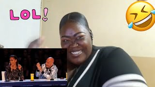 Reacting to America Got Talent (must watch)