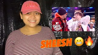 Jack Harlow Checks Nick Canon for Disrespecting EMINEM ft. Tank [Wild N Out] | REACTION 😱