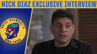 Nick Diaz exclusive: Opening up on return to the Octagon, Jorge Masvidal | Ariel Helwani's MMA Show