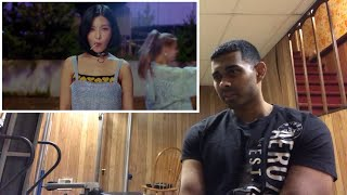 DIA 다이아 '우우(WooWoo)' Official Music Video Tinashe Super love Sample Indian American Reaction