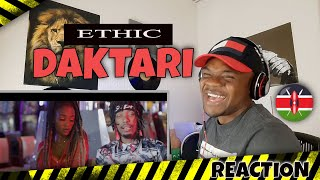 Ethic Entertainment - Daktari |REACTION