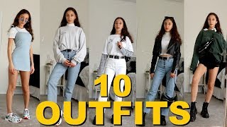10 Outfits For When You Have NOTHING To Wear!