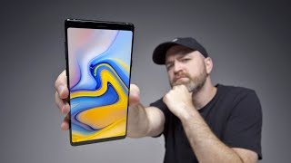 Is The Galaxy Note 9 The Best Smartphone of 2018?