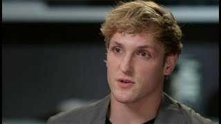 Logan Paul Interview drama