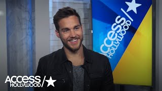 Chris Wood On The Pressure Jake Is Under In 'Containment' | Access Hollywood