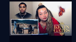 Reacting to Kevin Gates !*WALLS TALKING* ( official music video)‼️🔥🙈👀