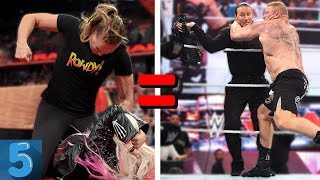 5 WWE Wrestlers Who Completely Lost It