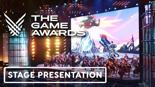 Game of the Year Award Stage Presentation | The Game Awards 2019 (Winner & Live Orchestra Medley)