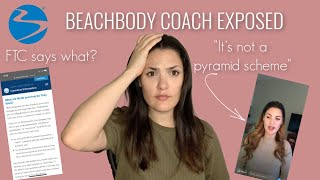 (ex)BEACHBODY COACH EXPOSED: LIES & RECRUITING TACTICS | Calling Myself Out | #antimlm