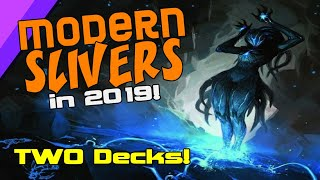 Modern Slivers are Back! - Modern Horizons Update
