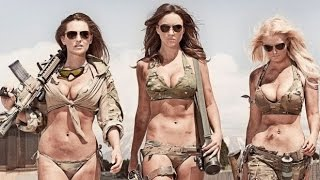 National Guard angered by bikini-guns