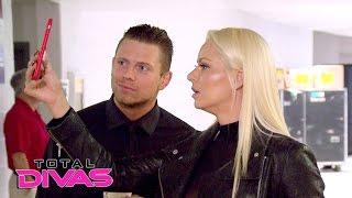 Maryse receives a disturbing phone call from her mother: Total Divas Preview Clip, Dec. 14, 2016