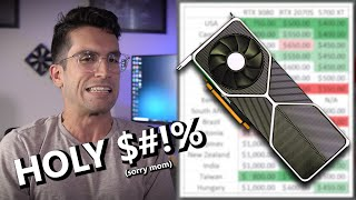 Graphics Card Prices Around the World... ARE CRAZY!