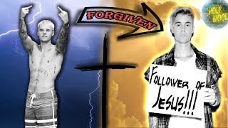 JUSTIN BIEBER - From Bad Boy to CHRIST Follower!