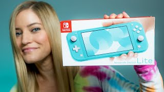 Finally got the Nintendo Switch Lite!!!