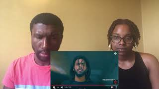 "J. Cole ""Album Of The Year (Freestyle)"" (WSHH Exclusive- Official Music Video) REACTION‼️"