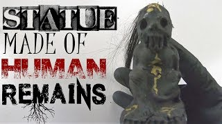 Ebay Selling Human Remains (Very Disturbing) Scary Cursed Statue