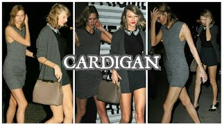 KAYLOR - Cardigan (Taylor Swift x Karlie Kloss)