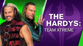 The Hardys: Team Xtreme (WWE Network Collection intro)