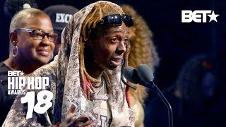 Lil Wayne's Near-Death Experience | Hip Hop Awards 2018