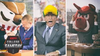 Lee Corso's best College GameDay headgear picks from the tradition's first 15 years | ESPN Archives