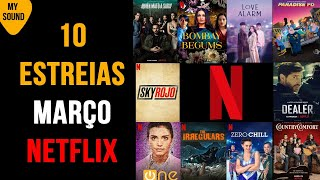 Séries Netflix: Estreias Março 2021 (The one, Irregulars, Dealer, Love Alarm,...)