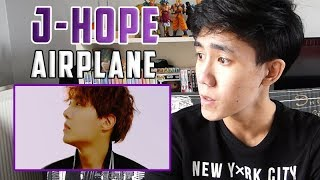 J-HOPE (BTS) - AIRPLANE / MV REACTION