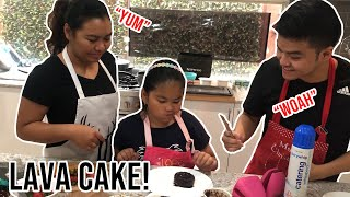LAVA CAKE VLOG!! It was so nice!! S3 E1 2020