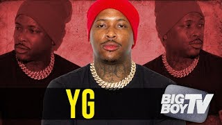 YG on '4REAL 4REAL', The Passing of Nipsey Hussle, Acting + More!