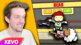 Scribblenauts but it's played by a complete psychopath
