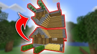 5 coole Minecraft Pranks & Fallen in Minecraft 1.14