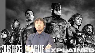 Snyder Cut Ending Breakdown & Justice League 2 & 3 Explained 💥 Zack Snyder