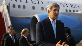 Kerry in Indonesia seeking Asian support against Islamic state
