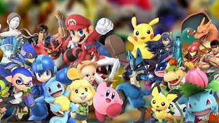 Super Smash Bros Ultimate, The best in the series!