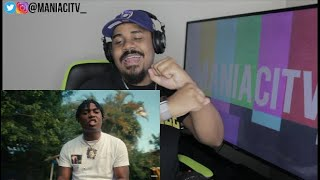 Fredo Bang - Monsters (Official Music Video) REACTION