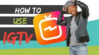 How To Use IGTV (FAST AND EASY)