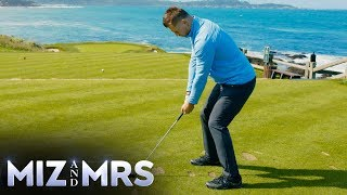 Maryse finds out Miz is golfing at Pebble Beach: Miz & Mrs., Feb. 5, 2020
