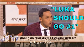 RARE Clips of Ryan Hollins Being Right