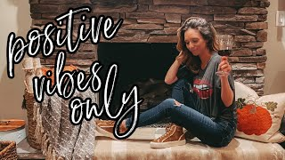 TIPS TO STAY POSITIVE DURING NEGATIVE TIMES | Neisha Loves It